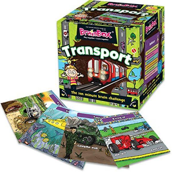 Brainbox TRANSPORT Educational Game