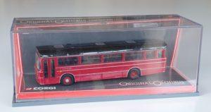 Corgi 1/76 Original Omnibus OM40201 Leyland Leopard Bus Coach Birmingham and Midland