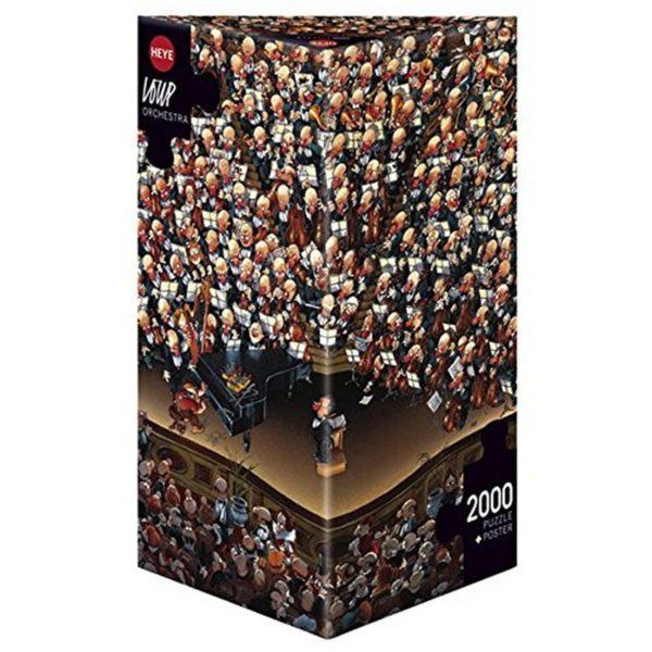 ORCHESTRA Jigsaw Puzzle (Loup) Heye