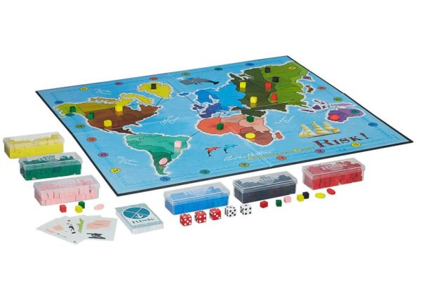 RISK Retro Edition board game