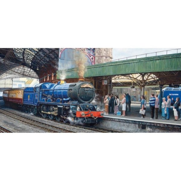 ARRIVAL AT TEMPLE MEADS Jigsaw Puzzle 636 Gibsons