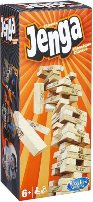 JENGA FAMILY PARTY GAME
