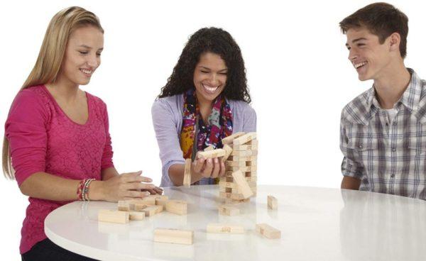JENGA FAMILY PARTY GAME
