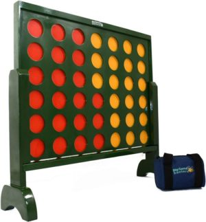 JUMBO 4 GIANT CONNECT 4 GAME
