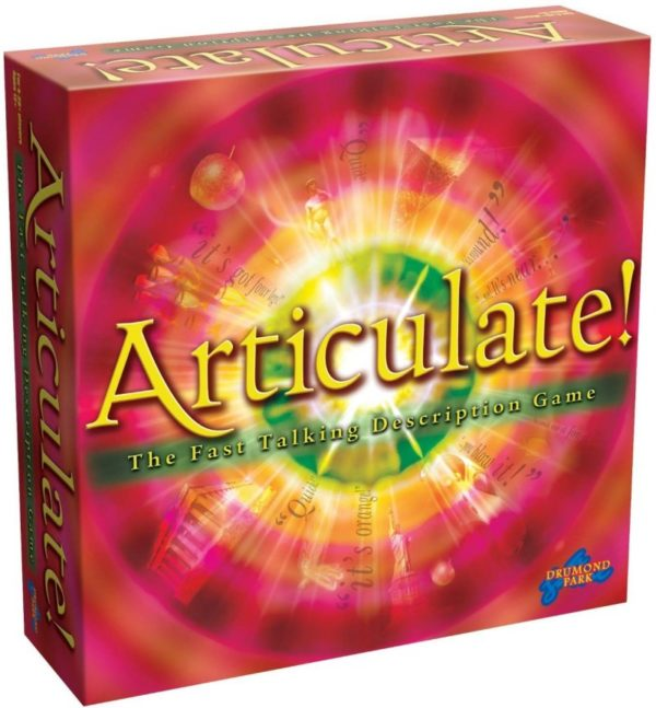 'ARTICULATE' Board Game Party Game