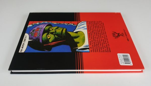 DAN DARE PRISONERS OF SPACE Deluxe Collectors Edition Hardback HAWK BOOKS