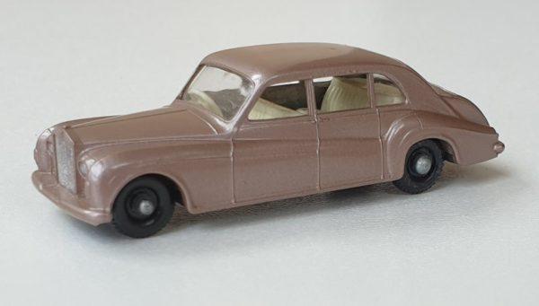Matchbox 44 ROLLS ROYCE PHANTOM V Vintage Diecast Model 1960s