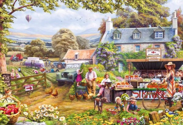 pick your own Jigsaw Puzzle Gibsons 500 pieces