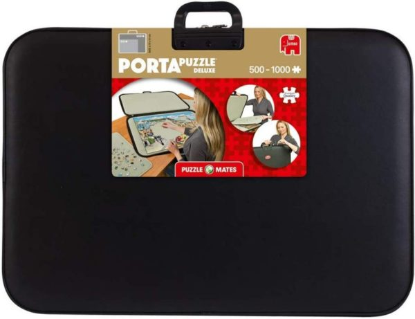 PORTAPUZZLE DELUXE Jigsaw Puzzle Board (1000) Puzzle Mates