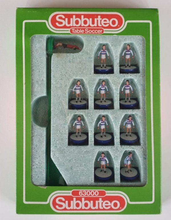 Vintage Subbuteo LW Team 500 QPR Morton