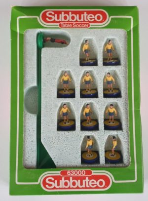 Vintage Subbuteo LW Team 622 Oxford Utd