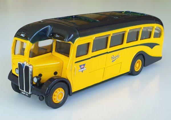 Corgi Classics 96990 AEC BUS SET AEC Regal