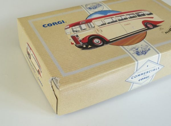 Corgi Classics 97192 Leyland Tiger Bus Coach Ribble