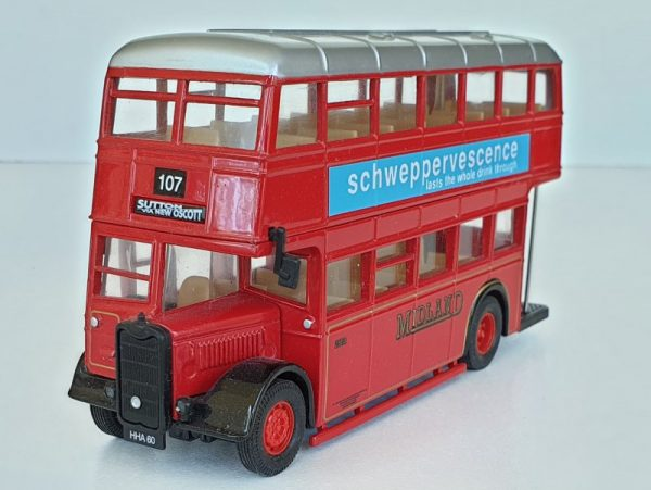 Corgi Classics 97311 GUY ARAB UTILITY BUS Midland Red