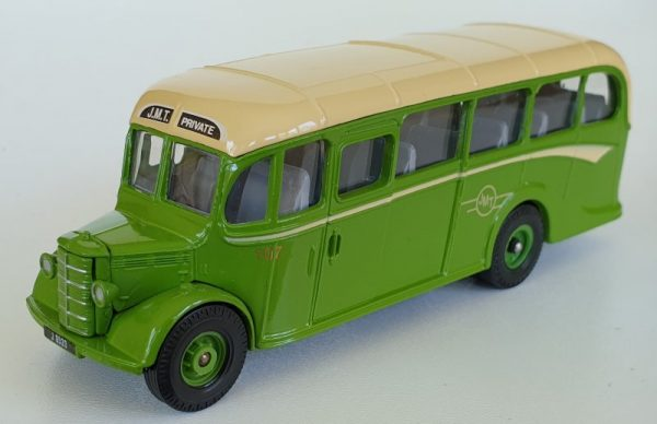 Corgi 97741 Bedford OB Coach Jersey Island Transport JMT