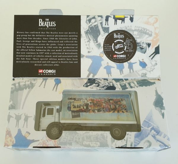 Corgi Classics 22301 AEC FLATBED LORRY The Beatles