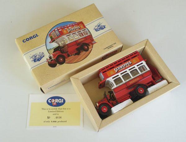 Corgi Classics 96987 Thornycroft J Bus