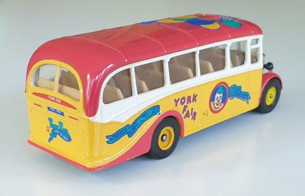 Corgi Classics YORK FAIR SET Bedford OB coach
