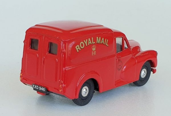 Corgi D7/1 ROYAL MAIL VAN SET Morris Minor Van