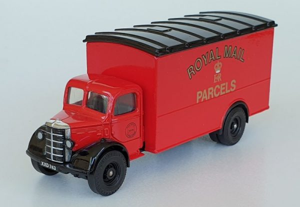 Corgi D7/1 ROYAL MAIL VAN SET Bedford O Van