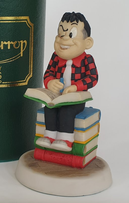 ROGER THE DODGER BD20 Collectable Beano figure by Robert Harrop