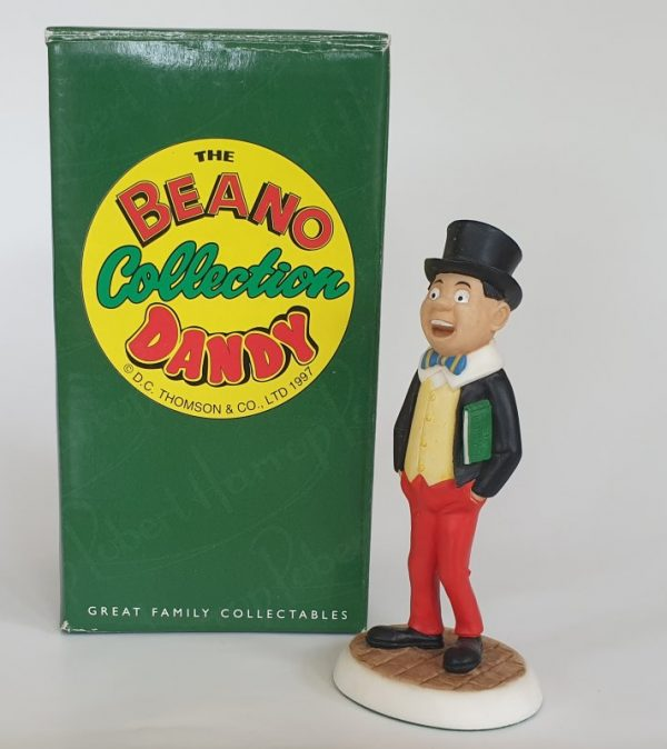 LORD SNOOTY BD26 Collectable Beano figure by Robert Harrop