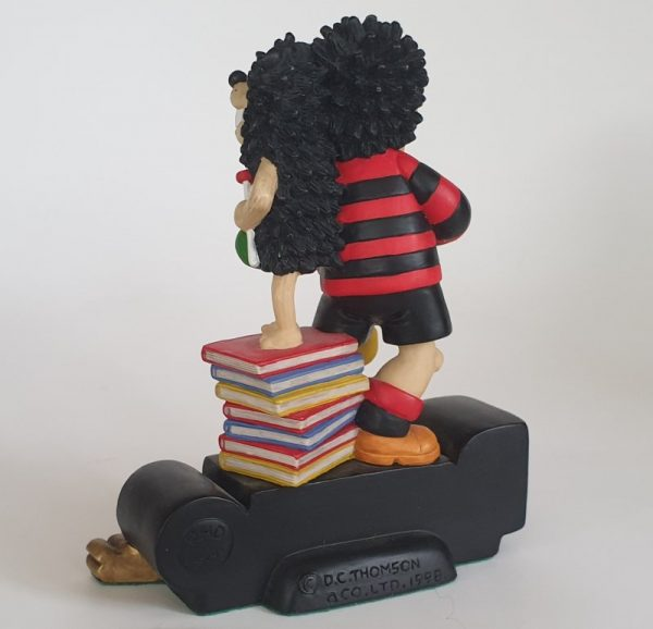 BEANO SIX 0 60th Anniversary BDLE98 LITTLE PLUM BD27 Collectable Beano figure by Robert Harrop