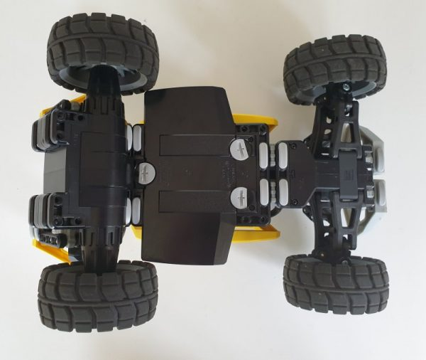 Vintage Lego 8369 Dirt Crusher r/c Racer Buggy