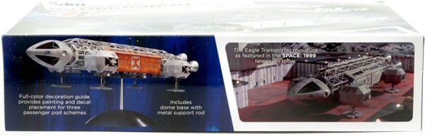 SPACE 1999 EAGLE TRANSPORTER 1/72 Model Kit MPC913