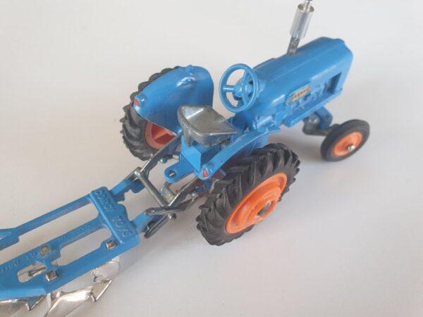 Vintage Corgi Gift Set 13 Fordson Power Major Tractor and Plough GS13