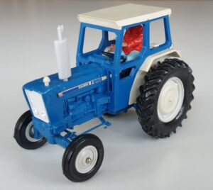 Vintage Britains 9524 Ford 6600 Tractor 1970's