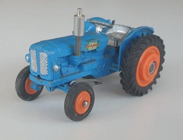Vintage Corgi 55 Fordson Power Major Tractor 1960's diecast model