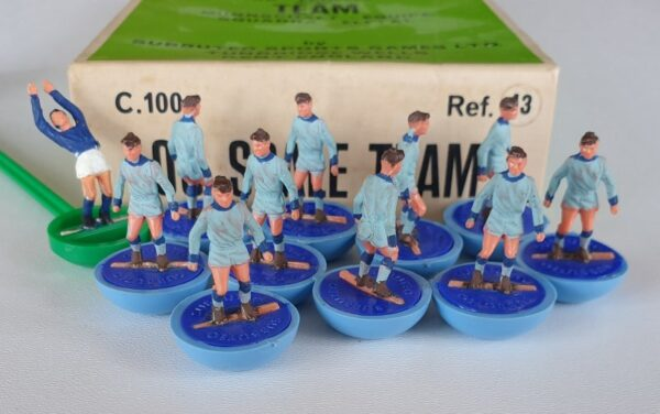 Vintage Subbuteo HW team 43 Coventry City