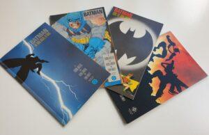 BATMAN THE DARK KNIGHT RETURNS Graphic Novel by Frank Miller (DC Comics 1986)