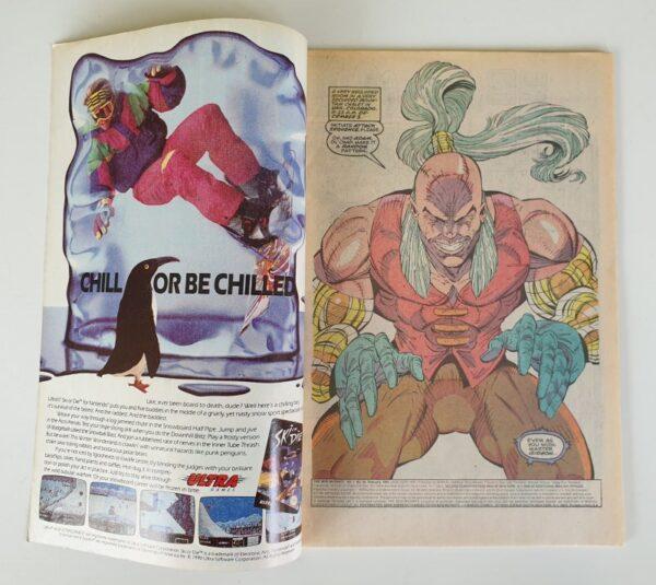 THE NEW MUTANTS #98 Vintage Marvel Comic 1st appearance of Deadpool