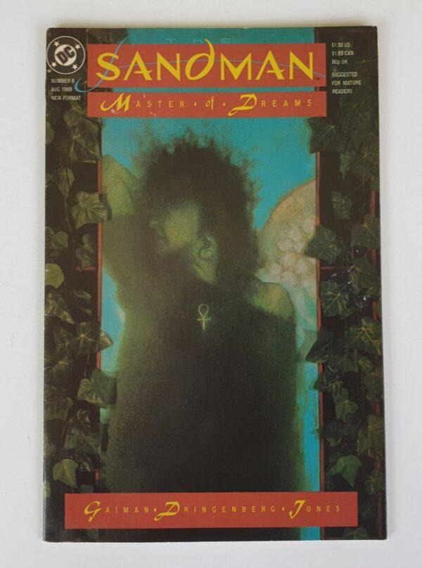 THE SANDMAN #8 Vintage comic 1989 Image Comics