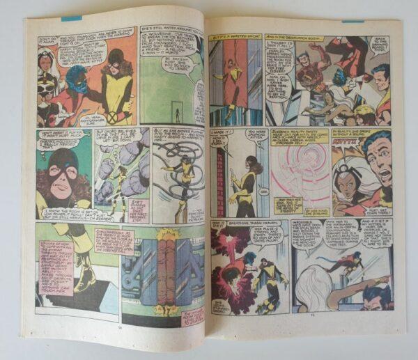 THE UNCANNY X-MEN #141 Vintage Marvel Comic 1981